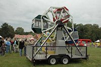 Ferris Wheel Carnival Rides
