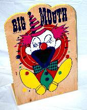 Big Mouth Carnival Game Rentals