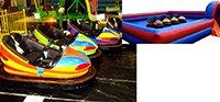 Bumper Cars Carnival Rides