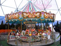 Carousel Carnival Rides