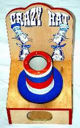 Crazy Hat Carnival Game Rentals