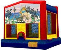 Dinosaur Bounce House Rentals