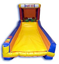 Inflatable Skeeball Carnival Game Rentals