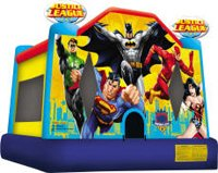 Justice League Bounce House Rentals