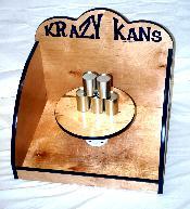Krazy Kans Carnival Game Rentals