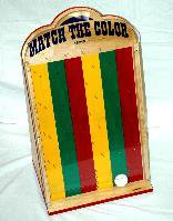 Match The Color Carnival Game Rentals