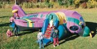 Airplane Bounce House Rentals