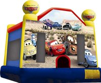Cars Bounce House Rentals