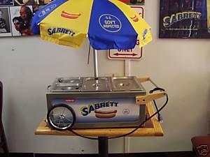 Mini Hot Dog Cart Rentals