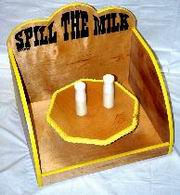 Spill The Milk Carnival Game Rentals