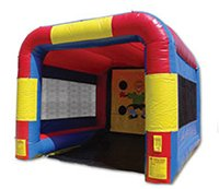 Speed Cage Carnival Game Rentals
