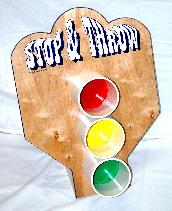 Stop & Throw Carnival Game Rentals