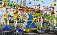 Swing Carnival Rides