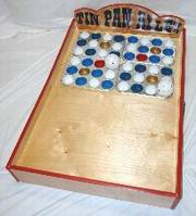 Tin Pan Alley Carnival Game Rentals