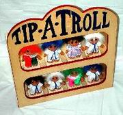 Tip-A-Troll Carnival Game Rentals