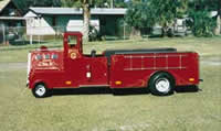 Fire Engine Carnival Rides