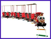 Train on Track Carnival Rides
