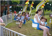 Swing Kids and Adults Carnival Rides