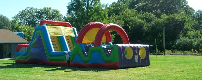 Interactive Fun Obstacles